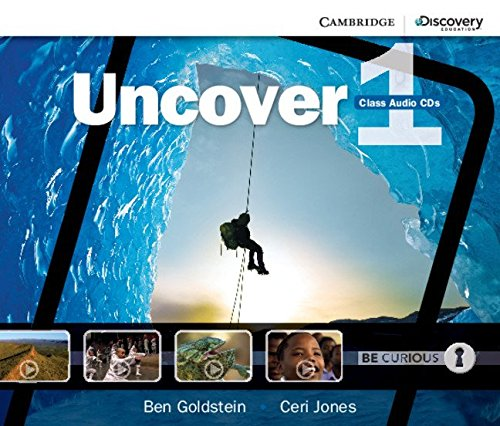 9781107493131: Uncover Level 1 Audio CDs (2) (Cambridge Discovery Secondary)