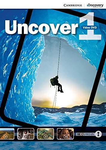 9781107493148: Uncover Level 1 DVD