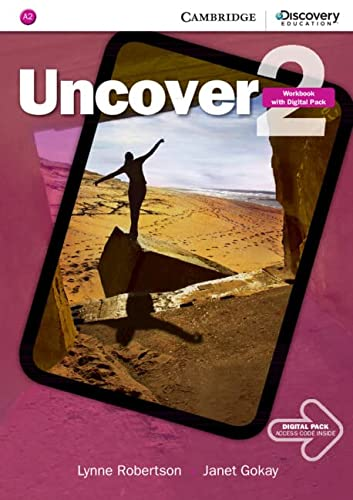 9781107493285: Uncover Level 2 Workbook with Online Practice