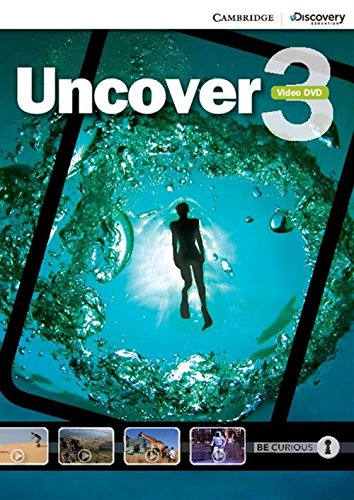 Uncover Level 3 DVD