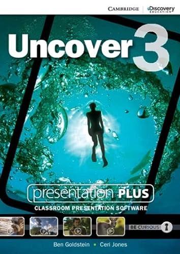 Uncover Level 3 Presentation Plus DVD-ROM: Ben Goldstein, Ceri Jones