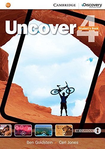 9781107493537: Uncover Level 4 Student's Book