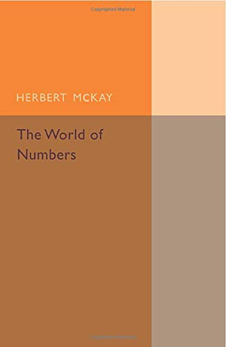 9781107494992: The World of Numbers
