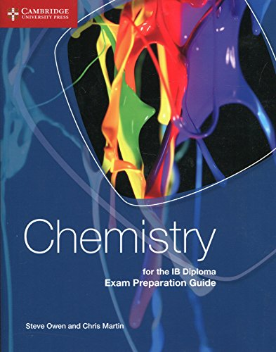 9781107495807: Chemistry for the IB Diploma Exam Preparation Guide
