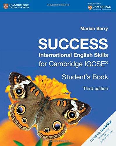 9781107495944: Success International English Skills for Cambridge IGCSE® Student's Book