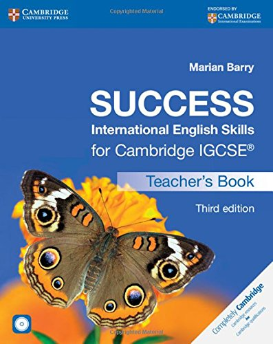 Success International English Skills for Cambridge IGCSE® Teacher's Book with Audio CD (...