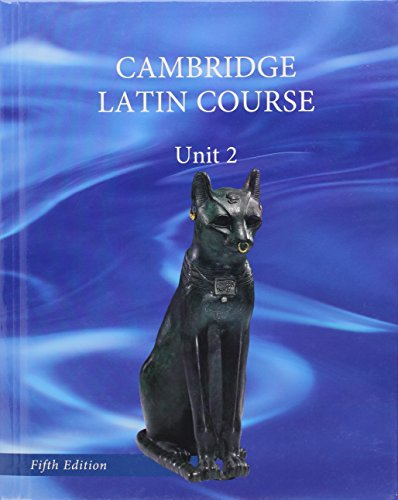 North American Cambridge Latin Course Unit 2 Student's Book + 1 Year Website Access (Hardcover)