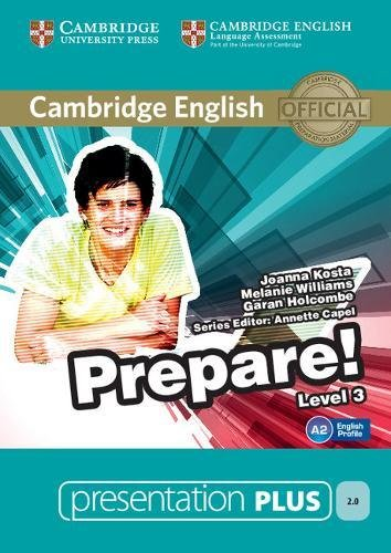 9781107497320: Cambridge English Prepare! Level 3 Presentation Plus DVD-ROM