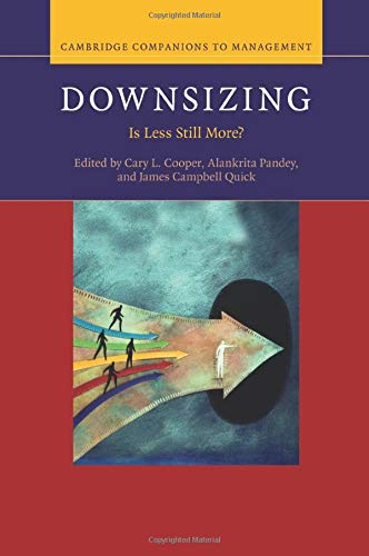 9781107499362: Downsizing: Is Less Still More? (Cambridge Companions to Management)