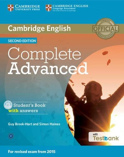 9781107501416: Complete Advanced Student's Book with Answers with CD-ROM with Testbank Second Edition