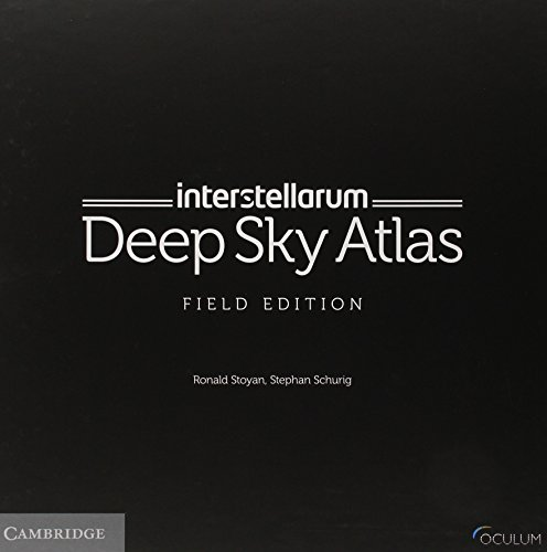 interstellarum Deep Sky Atlas: Field Edition (Spiral-bound)
