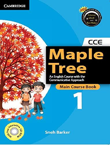 Maple Tree Level 1 Main Course Book: Sneh Barker