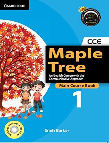 Maple Tree, Main Course Book 1: Barker Sneh