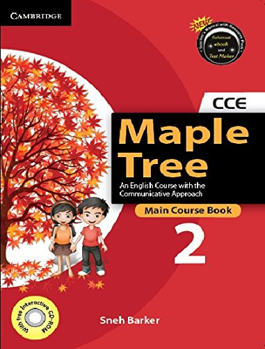 Maple Tree Level 2 Main Course Book: Sneh Barker