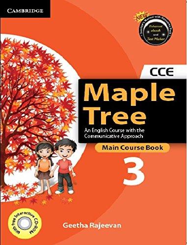 Maple Tree, Main Course Book 3: Rajeevan Geetha