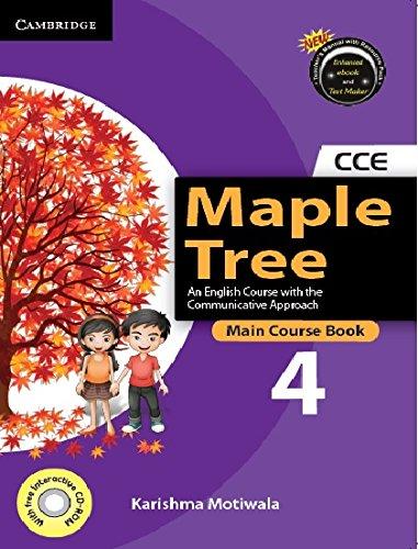 Maple Tree, Main Course Book 4: Motiwala Karishma