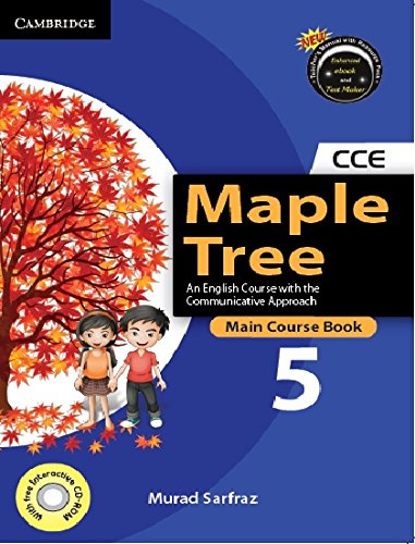 Maple Tree Level 5 Main Course Book: Murad Sarfraz