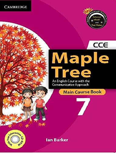 Maple Tree, Main Course Book 7: Barker Ian