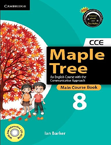 Maple Tree, Main Course Book 8: Barker Ian