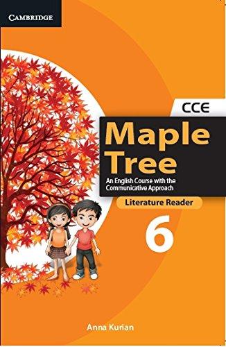 Maple Tree Level 6 Literature Reader: Anna Kurian