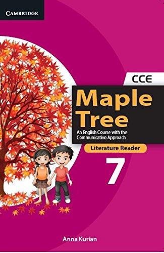 Maple Tree Level 7 Literature Reader: Anna Kurian