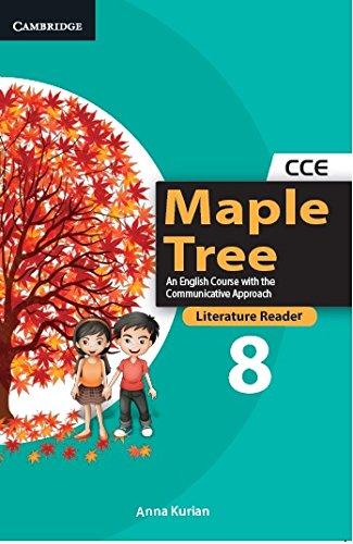 Maple Tree Level 8 Literature Reader: Anna Kurian