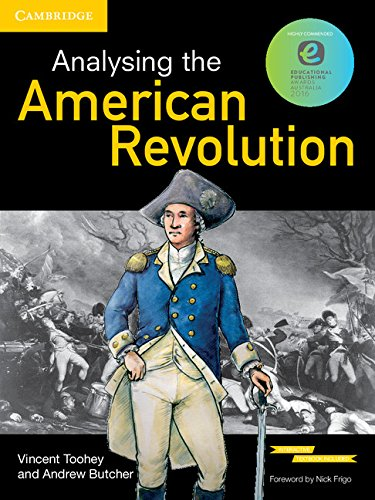 Analysing the American Revolution Pack (Textbook and Interactive Textbook): Andrew Butcher