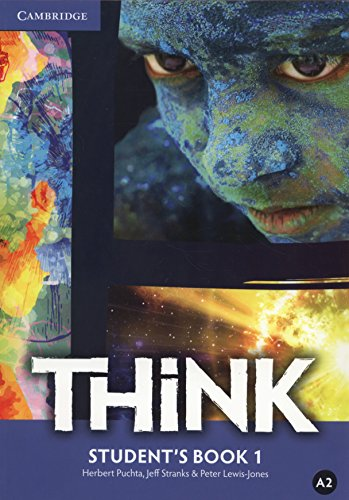 Think Level 1 Student's Book (Paperback): Herbert Puchta