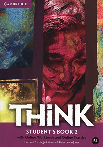 9781107509108: Think. Level 2 Student's Book with online workbook and online practice