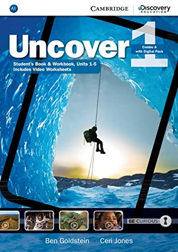 Uncover Level 1 Combo a + Online: Goldstein, Ben/ Jones,
