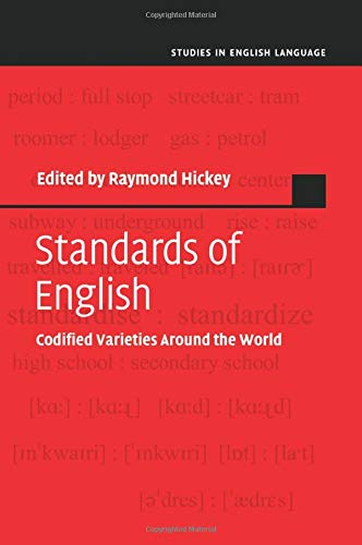 9781107515659: Standards of English: Codified Varieties around the World (Studies in English Language)