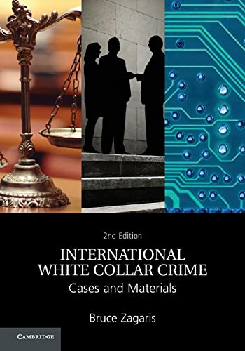 9781107519725: International White Collar Crime