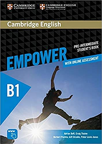 9781107530072: Cambridge English Empower Pre-intermediate Student's Book with Online Assessment and Practice