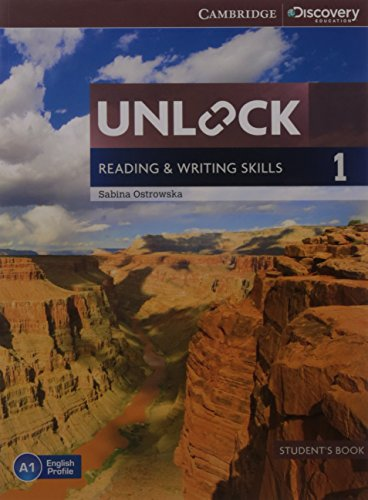 9781107533189: Unlock Level 1 Reading and Writing Skills Students Book