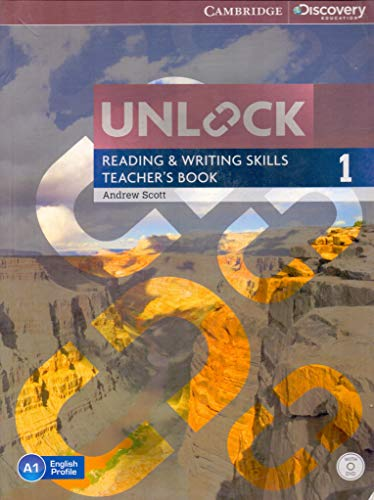 9781107533356: Unlock Level 1 Reading and Writing Skills Teachers Book with DVD (English )