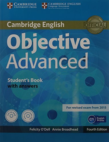 9781107533882: Objective Advanced Students Book with answers with CD-ROM with Class Audio CDs (2)