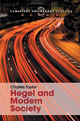 9781107534261: Hegel and Modern Society (Cambridge Philosophy Classics)