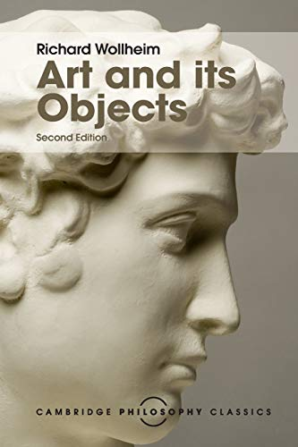 9781107534414: Art and its Objects (Cambridge Philosophy Classics)