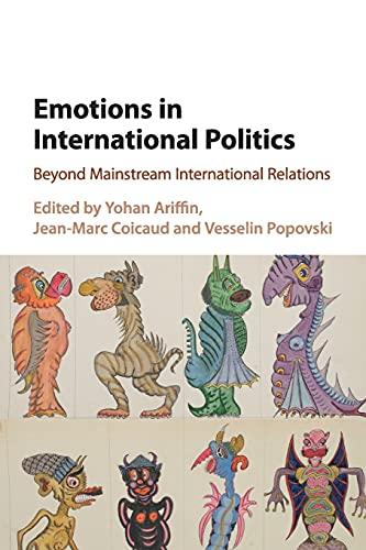 9781107534483: Emotions in International Politics: Beyond Mainstream International Relations