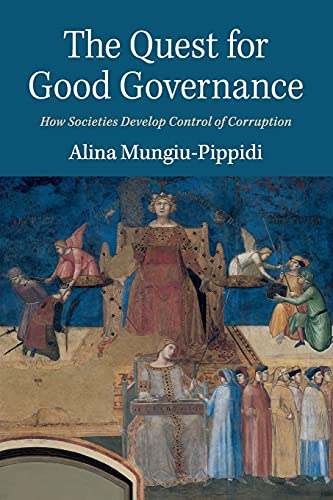 9781107534575: The Quest for Good Governance
