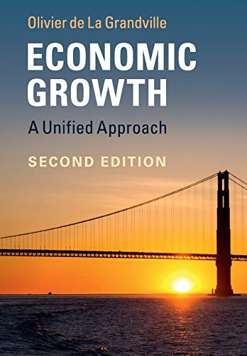 9781107535602: Economic Growth: A Unified Approach