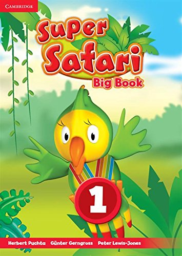 9781107539259: Super Safari Level 1 Big Book