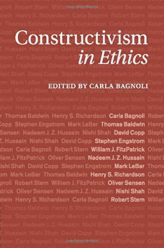 9781107540385: Constructivism in Ethics