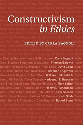 9781107540385: Constructivism in Ethics