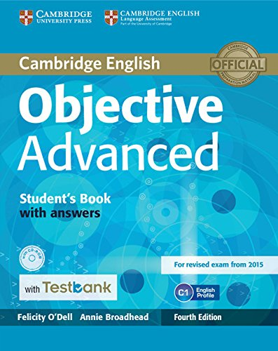 9781107542358: Objective advanced. Fourth edition. Student's book with answers. With Testbank. With CD-ROM: 1