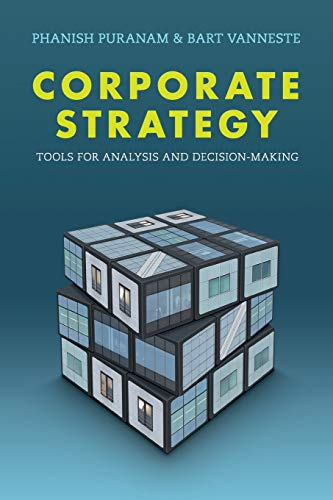 9781107544048: Corporate Strategy: Tools for Analysis and Decision-Making