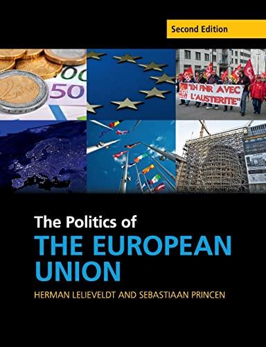 9781107544901: The Politics of the European Union (Cambridge Textbooks in Comparative Politics)