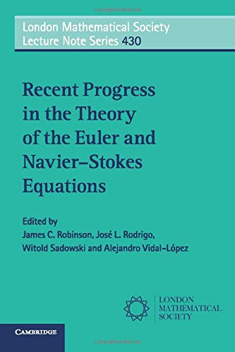 Recent Progress in the Theory of the: James C. Robinson