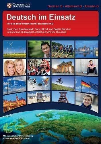 9781107564688: Deutsch im Einsatz Student's Book (IB Diploma)
