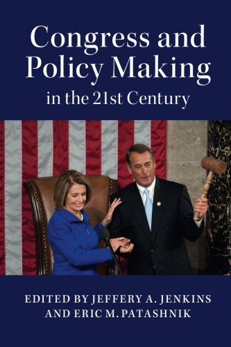 9781107565555: Congress and Policy Making in the 21st Century